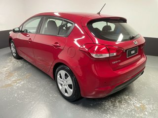 2015 Kia Cerato YD MY16 S Red 6 Speed Sports Automatic Hatchback