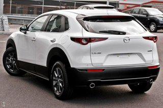 2021 Mazda CX-30 DM2W7A G20 SKYACTIV-Drive Pure White 6 Speed Sports Automatic Wagon