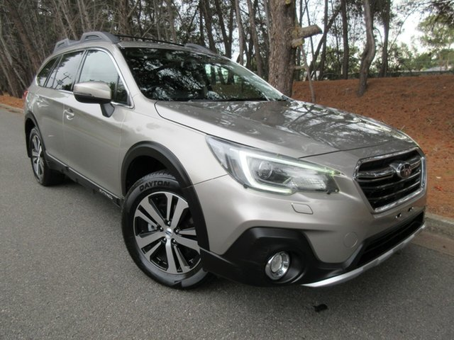 Used Subaru Outback B6A MY19 2.5i CVT AWD Premium Reynella, 2018 Subaru Outback B6A MY19 2.5i CVT AWD Premium Bronze 7 Speed Constant Variable Wagon