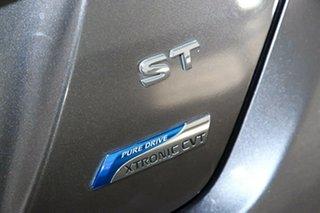 2016 Nissan Pulsar C12 Series 2 ST Grey 1 Speed Constant Variable Hatchback