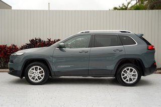 2014 Jeep Cherokee KL Longitude Grey 9 Speed Sports Automatic Wagon