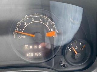 2013 Jeep Compass MK MY14 Sport (4x2) Blue 6 Speed Automatic Wagon