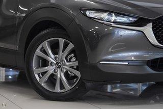 2021 Mazda CX-30 DM2WLA G25 SKYACTIV-Drive Touring Grey 6 Speed Sports Automatic Wagon.