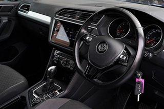 2018 Volkswagen Tiguan 5N MY18 132TSI DSG 4MOTION Comfortline Blue 7 Speed