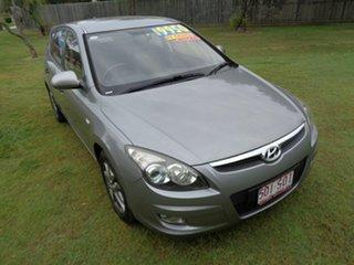 2011 Hyundai i30 FD MY11 SR Silver 5 Speed Manual Hatchback