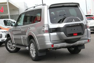 2020 Mitsubishi Pajero NX MY21 GLS Sterling Silver 5 Speed Sports Automatic Wagon.