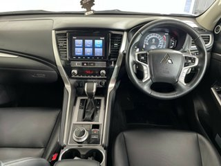 2020 Mitsubishi Pajero Sport QF MY20 Exceed Silver 8 Speed Sports Automatic Wagon