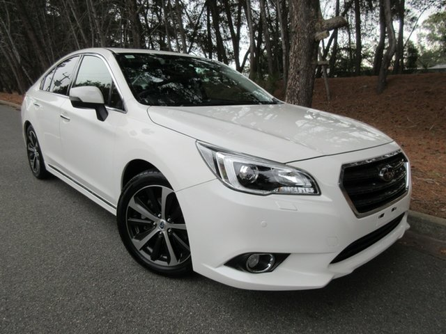 Used Subaru Liberty B6 MY15 3.6R CVT AWD Reynella, 2015 Subaru Liberty B6 MY15 3.6R CVT AWD White 6 Speed Constant Variable Sedan