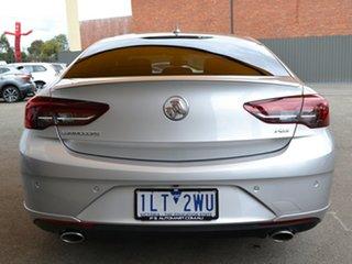 2017 Holden Commodore ZB MY18 RS Liftback Silver 9 Speed Sports Automatic Liftback