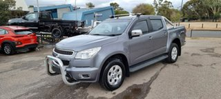2014 Holden Colorado RG MY14 LTZ Crew Cab Grey 6 Speed Sports Automatic Utility
