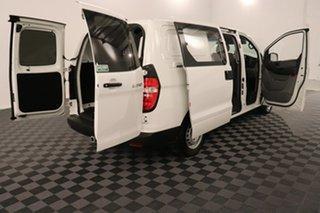 2018 Hyundai iLOAD TQ4 MY19 Crew Cab White 5 speed Automatic Van