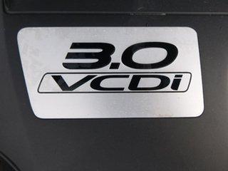 2009 Holden Colorado RC LX White Manual Utility
