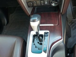2017 Toyota Fortuner GUN156R Crusade Grey 6 Speed Automatic Wagon