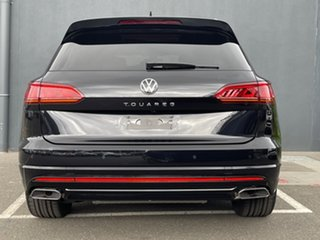 2021 Volkswagen Touareg CR MY21 210TDI Tiptronic 4MOTION R-Line Black 8 Speed Sports Automatic Wagon