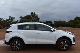2021 Kia Sportage QL MY21 S 2WD Clear White 6 Speed Sports Automatic Wagon.