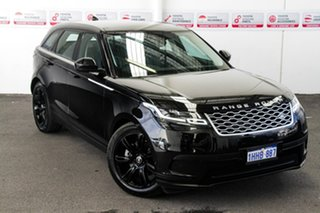 2017 Land Rover Range Rover Velar MY18 D300 SE AWD Black 8 Speed Automatic Wagon.