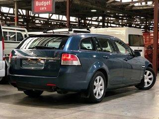 2009 Holden Berlina VE MY10 Sportwagon Blue 6 Speed Sports Automatic Wagon