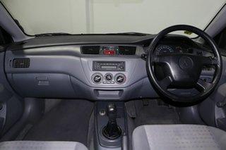 2005 Mitsubishi Lancer CH MY06 ES Black 5 Speed Manual Sedan.