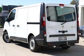 2019 Renault Trafic X82 Trader Life Low Roof SWB White 6 Speed Manual Van.