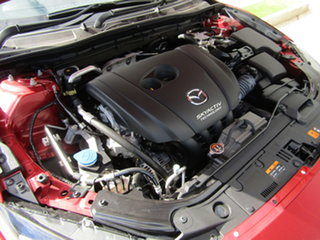 2014 Mazda 3 BM5278 Touring SKYACTIV-Drive Red 6 Speed Sports Automatic Sedan