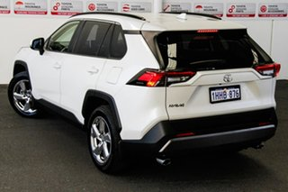 2020 Toyota RAV4 Mxaa52R GXL 2WD Crystal Pearl 10 Speed Constant Variable Wagon