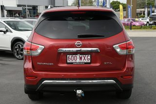 2016 Nissan Pathfinder R52 MY15 ST-L X-tronic 2WD Red 1 Speed Constant Variable Wagon