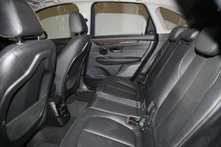 2015 BMW 2 Series F45 218i Active Tourer Steptronic Luxury Line Blue 6 Speed Automatic Hatchback
