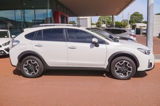 2016 Subaru XV G4X MY17 2.0i-S Lineartronic AWD White 6 Speed Constant Variable Wagon