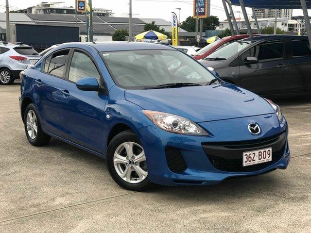 Used Mazda 3 BL10F2 MY13 Neo Chermside, 2013 Mazda 3 BL10F2 MY13 Neo Blue 6 Speed Manual Sedan