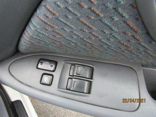 2001 Toyota Camry MCV20R (ii) CSi White 4 Speed Automatic Sedan
