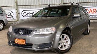 2011 Holden Commodore VE II MY12 Omega Sportwagon Grey 6 Speed Sports Automatic Wagon.