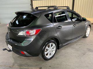 2010 Mazda 3 BL 10 Upgrade Maxx Sport Grey 5 Speed Automatic Hatchback.