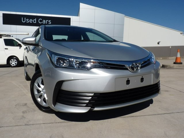Pre-Owned Toyota Corolla ZRE172R Ascent S-CVT Blacktown, 2019 Toyota Corolla ZRE172R Ascent S-CVT Silver Ash 7 Speed Constant Variable Sedan