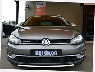 2017 Volkswagen Golf VII MY17 Alltrack DSG 4MOTION 132TSI Limestone Grey 6 Speed
