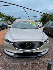 2021 Mazda CX-8 SPORT Platinumquartz 6 Speed Automatic Wagon.