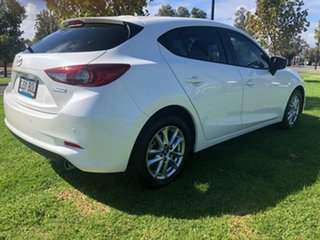 2016 Mazda 3 BM5476 Neo SKYACTIV-MT Snowflake White 6 Speed Manual Hatchback