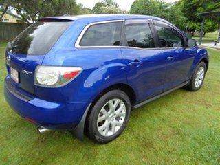 2008 Mazda CX-7 ER1031 MY07 Classic Blue 6 Speed Sports Automatic Wagon
