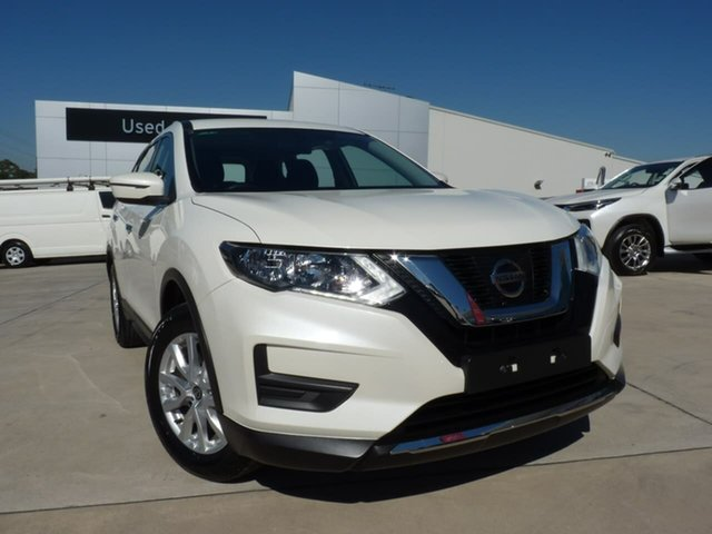 Pre-Owned Nissan X-Trail T32 Series II ST X-tronic 2WD Blacktown, 2019 Nissan X-Trail T32 Series II ST X-tronic 2WD Ivory Pearl 7 Speed Constant Variable Wagon