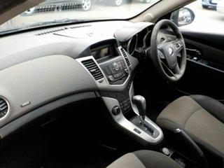 2010 Holden Cruze JG CD Grey 6 Speed Sports Automatic Sedan