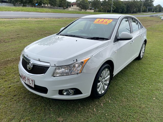 Used Holden Cruze JH Series II MY11 CDX Clontarf, 2011 Holden Cruze JH Series II MY11 CDX 6 Speed Sports Automatic Sedan