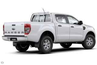 2021 Ford Ranger PX MkIII 2021.25MY XLS White 6 Speed Sports Automatic Double Cab Pick Up.