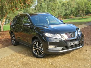 2021 Nissan X-Trail T32 MY21 ST-L X-tronic 4WD Diamond Black 7 Speed Constant Variable Wagon.