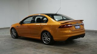 2015 Ford Falcon FG X XR6 Gold 6 Speed Manual Sedan.