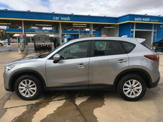 2013 Mazda CX-5 KE1021 Maxx SKYACTIV-Drive AWD Sport Aluminium 6 Speed Sports Automatic Wagon