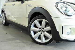 2017 Mini Clubman F54 Cooper S Steptronic White 8 Speed Sports Automatic Wagon.