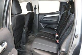 2013 Isuzu D-MAX TF MY12 LS-M HI-Ride (4x4) Grey 5 Speed Manual Crew Cab Utility
