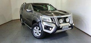 2015 Nissan Navara D23 ST Grey 7 Speed Sports Automatic Utility.
