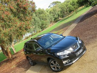 2021 Nissan X-Trail T32 MY21 ST-L X-tronic 4WD Diamond Black 7 Speed Constant Variable Wagon