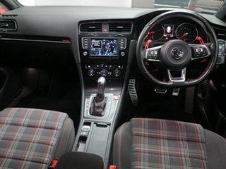 2017 Volkswagen Golf VII MY17 GTI DSG White 6 Speed Sports Automatic Dual Clutch Hatchback