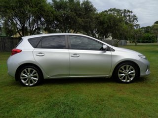 2014 Toyota Corolla ZRE182R Levin SX Silver 6 Speed Manual Hatchback.